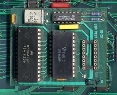 MIDI Nachrüstung